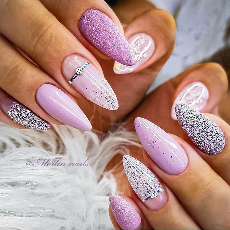 wedding nail ideas 6